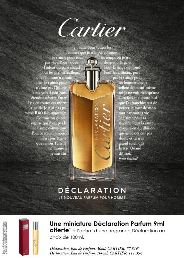 Déclaration Eau De Parfum Cartier Paris 8